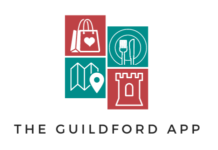 The Guildford App Logo